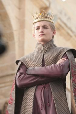 Joffrey Jack Gleeson