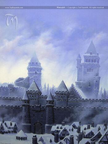 Winterfell TedNasmith