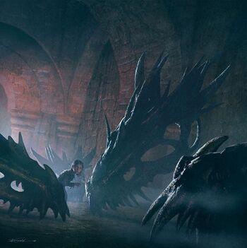 Arya Drachenschädel MKomarck