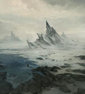 Eisige Küste Juan Carlos Barquet