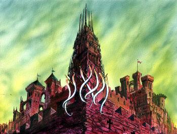 Turm der weißen Schwerter FranzMiklis