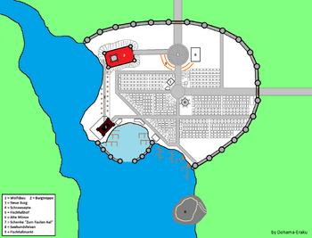 Weißwasserhafen Grundriss
