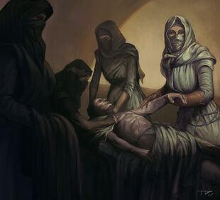 Schweigende Schwestern Tristan Denecke