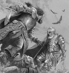 Orys Baratheon Argilac Durrandon Douglas Wheatley zugeschnitten