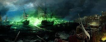 Schlacht am Schwarzwasser Lincoln Renall