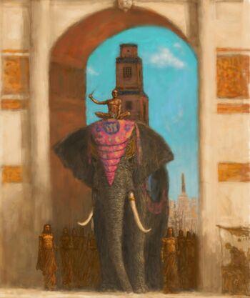Triarch Elefant MarcFishman