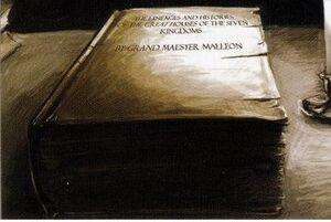 Malleon Buch