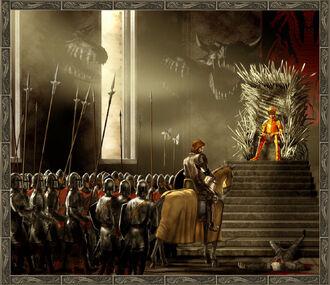 Eddard Jaime Aerys EisernerThron Amok