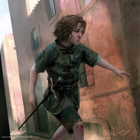 Arya Stark Joshua Cairós