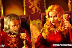 Tyrion Cersei Roman Papsuev