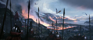 Garin Rhoynar gegen Valyria Chase Stone