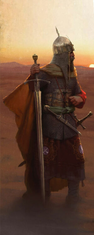 Schwert des Morgens Dämmerung JoseDanielCabreraPena