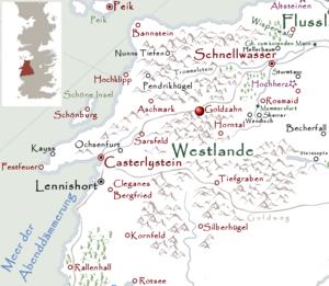 Goldzahn Karte