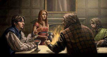 Petyr Sansa Lords der Erklärung MikeCapprotti