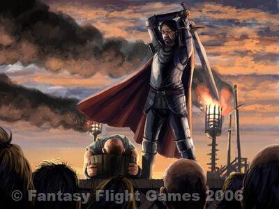 Eddard Stark Exekution JonathanStanding