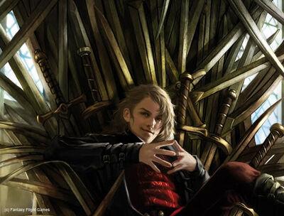 Joffrey King