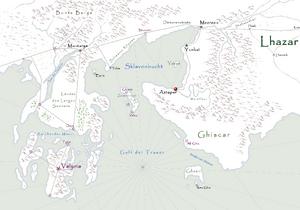 Astapor Karte