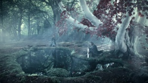Winterfell Götterhain HBO