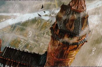 Turm der Hand RyanBarger