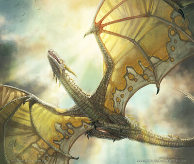 Viserion ChristopherBurdett