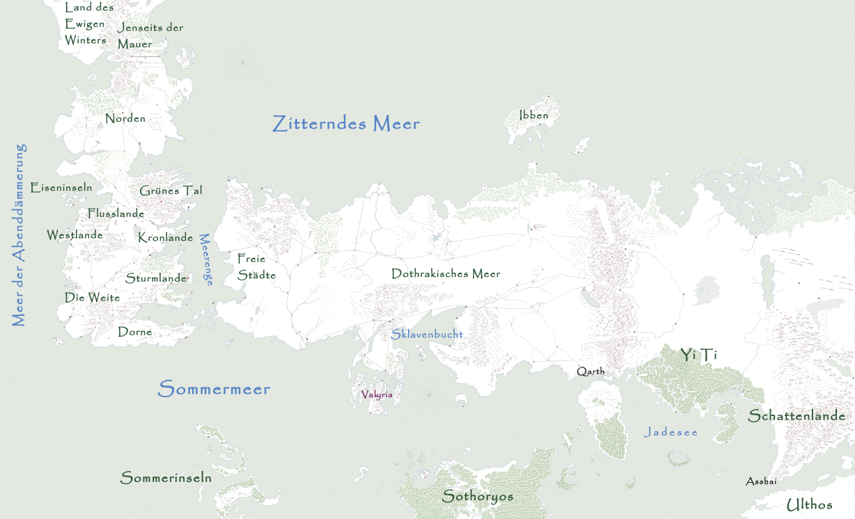 Got Karte Norden.Bekannte Welt Das Lied Von Eis Und Feuer Wiki Fandom