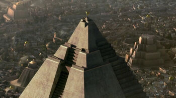 Große Pyramide Meereen HBO