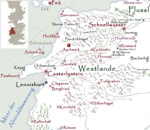 Aschmark Karte