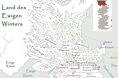 Jenseits der Mauer Karte