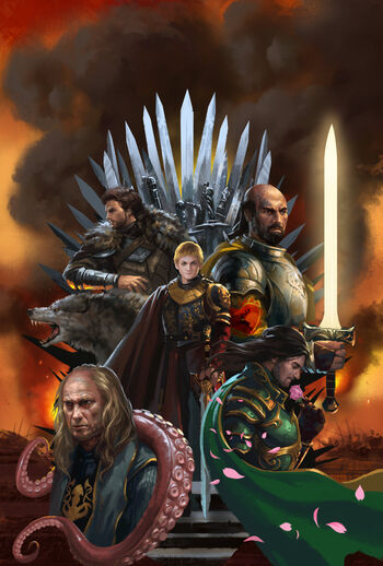 Krieg der fünf Könige zippo514
