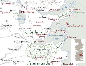 Drachenstein Karte