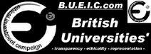 British Uuniversities' EIC black and white