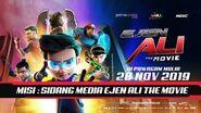 Ejen Ali The Movie Press Conference @ GSC Midvalley In cinemas 28 November 2019