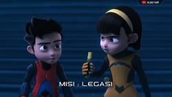 Misi - Legasi