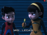 MISSION: LEGACY