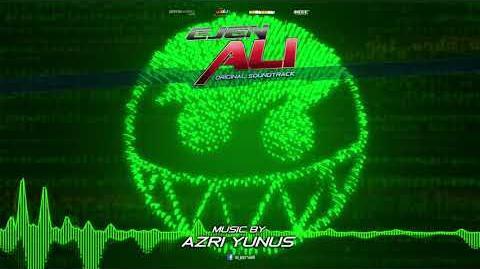 Ejen Ali - Musim 2 Original Soundtrack - NEONIMUS