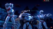 Droids attacking Uno
