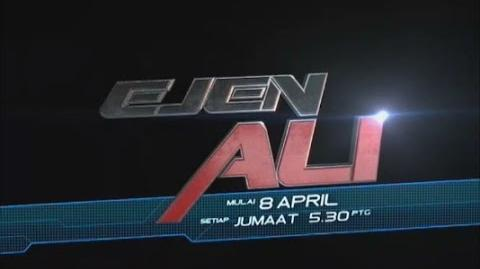 The Making of Ejen Ali
