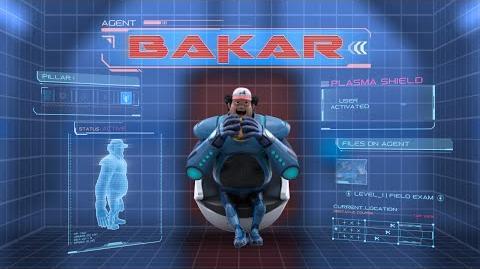 EJEN ALI Simulation Training - BAKAR