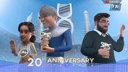 20th Anniversary Cyberaya