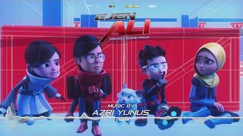 Ejen Ali - Musim 2 Original Soundtrack - Apa Plan?