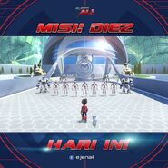 Mission Diez - Today