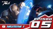 Ejen Ali Episod 5 - Misi BLUEPRINT