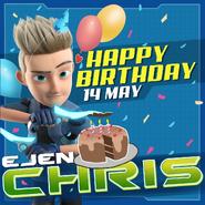 Happy birthday Chris (2019)