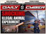 Illegal Animal Experiment News (1)