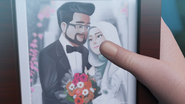 Ghazali & Aliya Wedding Day