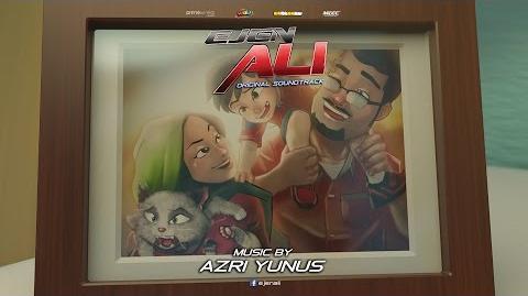 "Ejen Ali - Season 1 Soundtrack - ""Hati Ayah"""