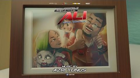 "Ejen Ali - Season 1 Soundtrack - ""Hati Ayah"""