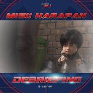 Misi Harapan - Debriefing