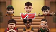 Alicia-Viktor-Ali VS Shaun-Sasidaran-Boy
