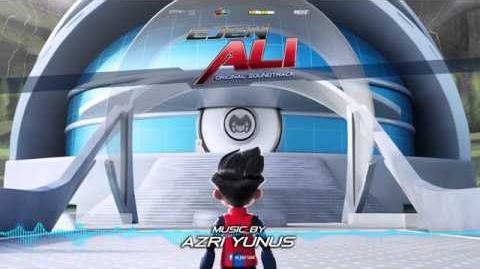 Ejen Ali - Season 2 Original Soundtrack - Akademi M.A.T